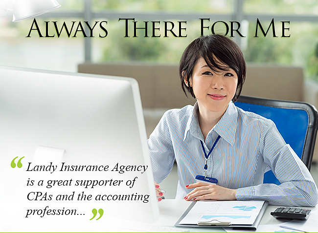 Always There For Me - Professional Libility Insurance for Bookkeepers