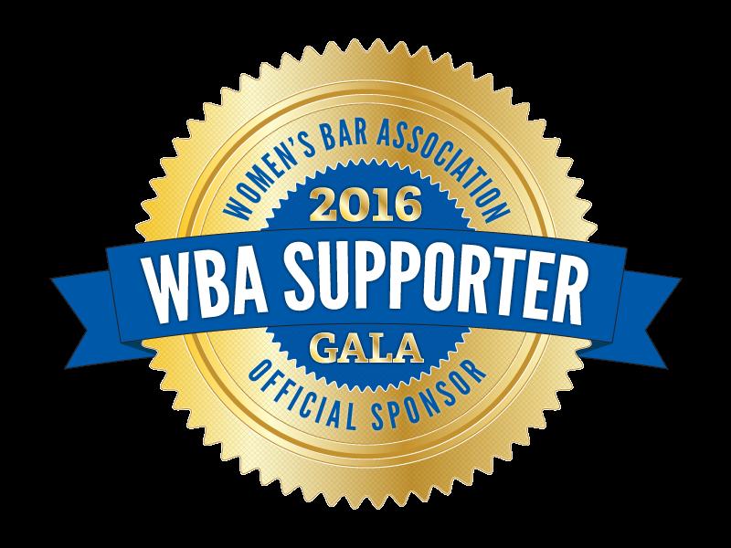 women's bar association supporter