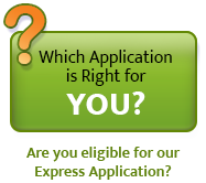 which application is right for you