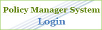 policy manager login graphic