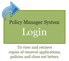 policy manager login button